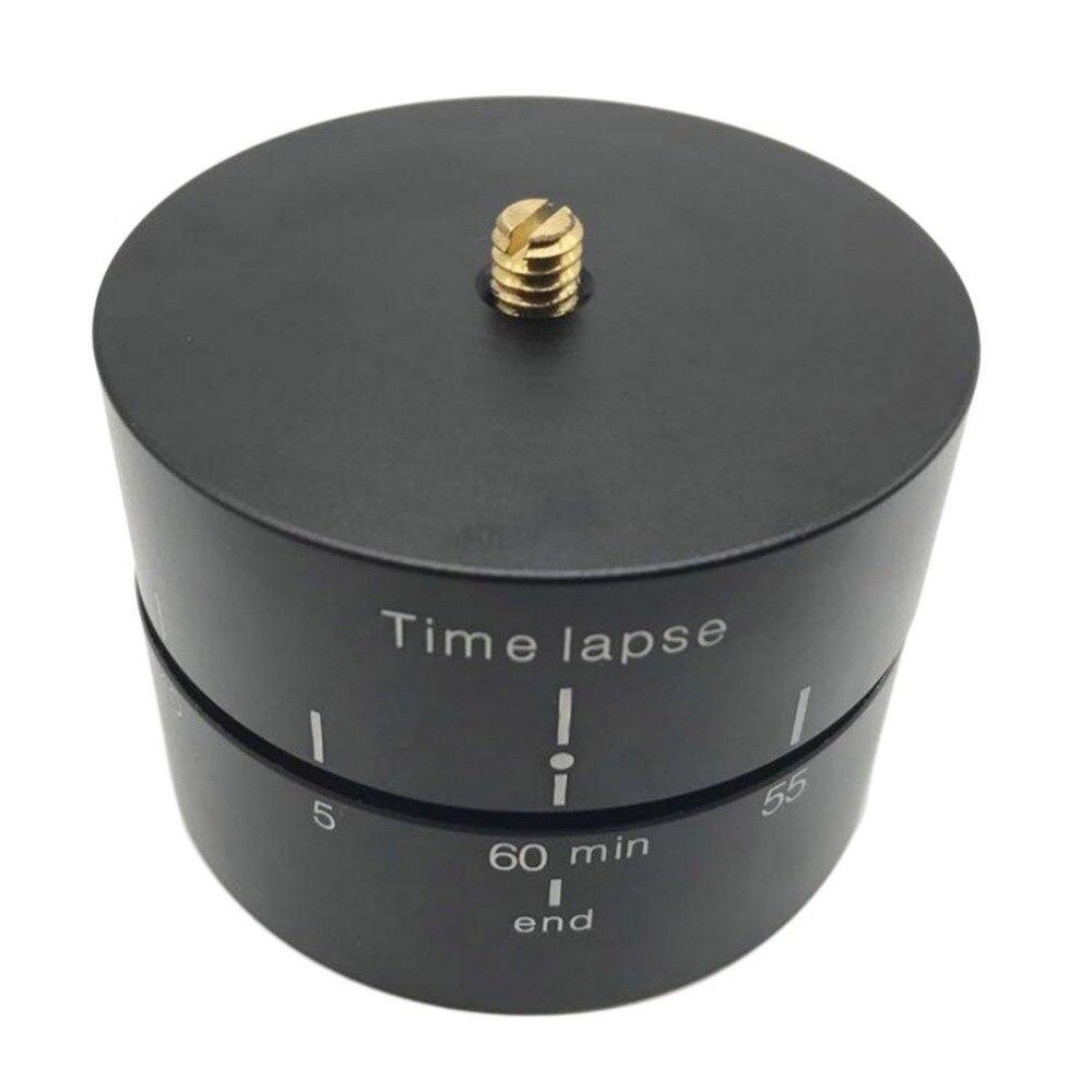 Laps de temps 360 Degrés Rotation Automatique Caméra Plate-Forme Trépied Tête Base TL Timelapse Appareil Photo REFLEX Photographie Automatiquement Pour Gopro