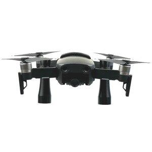 Image 4 - 1セット夜間飛行ledライト照明使用のaaバッテリー写真撮影のスペアパーツランプ用dji mavicエアドローンアクセサリー
