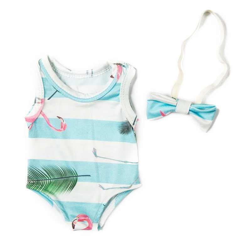 976203b83de Detail Feedback Questions about Bikini flamingo Doll Clothes 43cm ...
