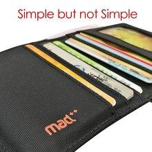 2018 Minimalist Ultra Slim Wallet