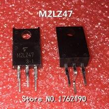 50 TEILE/LOS Spot SM2LZ47 M2LZ47 TO-220F Triac 800 V 2A Qualitätssicherung