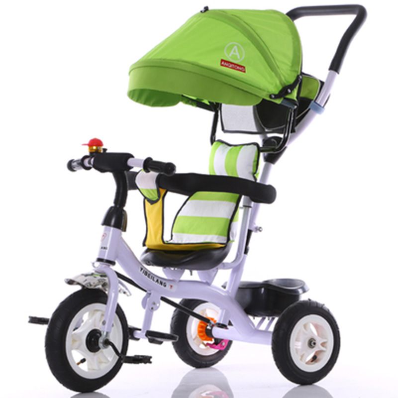 High Quality 3 Wheel Baby Stroller Tricycles for Children Pram Umbrella Luxury Strollers Tricycle Bicycle Baby Carriage художественная литература