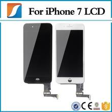 5 UNIDS Para iPhone 7 Asamblea LCD Con 3D Táctil AAA + + + Calidad Ningún Pixel Muerto Reemplazo de la Pantalla Pantalla Libre gratis