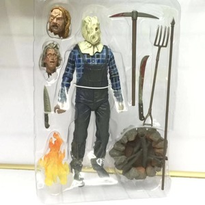 Image 3 - 18cm NECA Friday the 13th Part 2 Jason Voorhees PVC Action Figure Collectible Model Toy for Christmas Gift