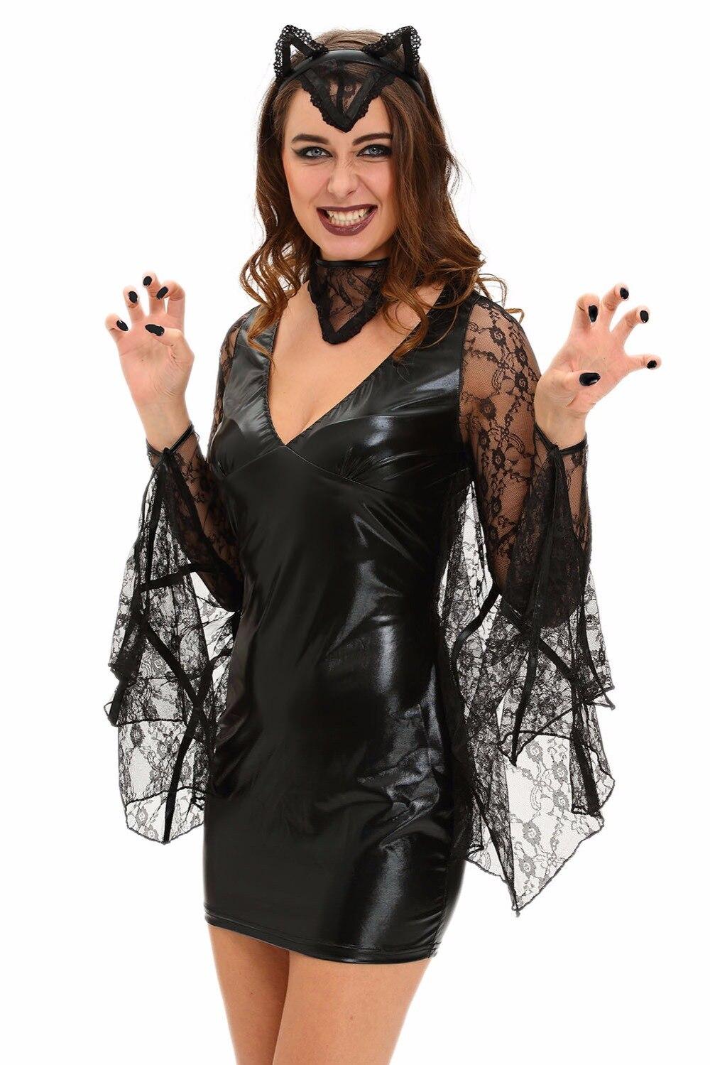 Online Get Cheap Halloween Costumes Bat -Aliexpresscom -6482