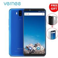 Vernee X 6 Full Screen Smartphone Face ID 6200mAh 4G 64G Octa Core Android 8 1