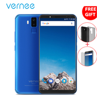 Vernee X 6 Full Screen Smartphone Face ID 6200mAh 4G 64G Octa Core Android 8 1