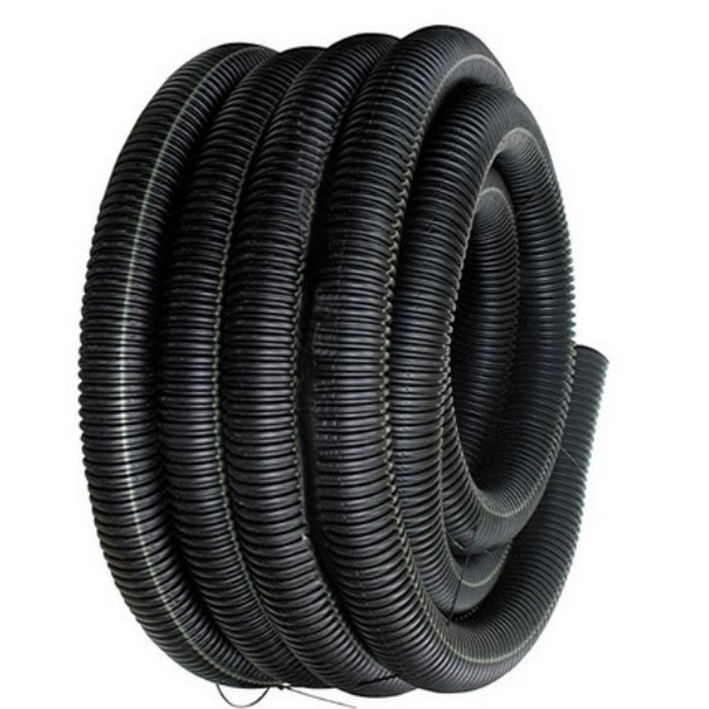 Flexible Conduit Tubing : Ee support feet ft quot black split loom wire flexible