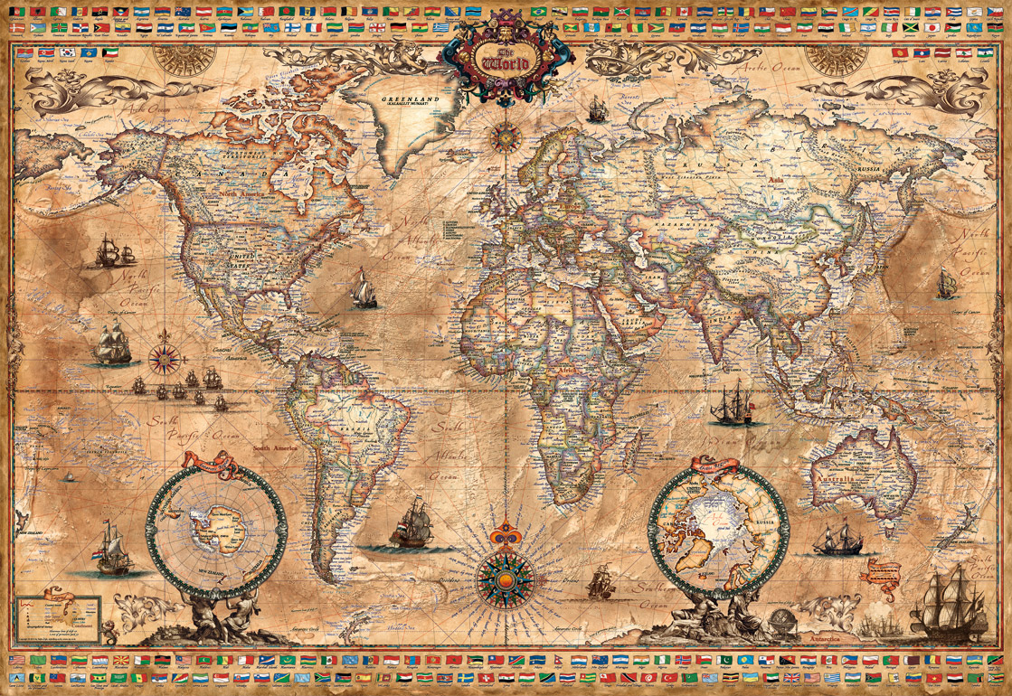 1000 Pieces of Spanish Jigsaw Renova Toys  Jigsaw puzzle|Puzzles|Toys & Hobbies - title=