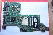 595133-001 ajuste para hp pavilion DV6-3000 laptop motherboard DV6Z NOTEBOOK HD5470, envío rápido