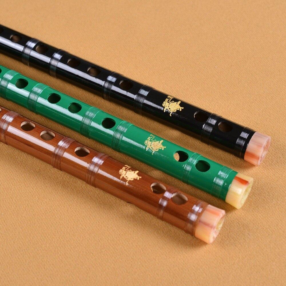 Играть на флейте бывшего национального музыкального инструмента, бамбуковая флейта, профессиональная обучающая флейта