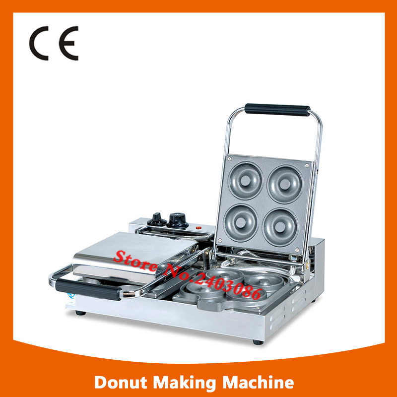 KW-E6A2 Snack Machine for Small Business Donut Maker Machine Commercial Electric Portable Donut Machine automatic donut machine productions line automatic commercial donut machine donut forming machines