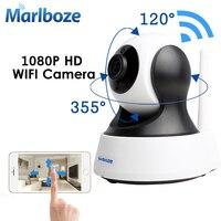 Marlboze 1080 P HD Wifi IP Camera Wireless Cctv Sorveglianza di Sicurezza Domestica IR Visione notturna Baby Monitor della Macchina Fotografica Dell'interno