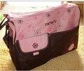 Tamaño grande de pañales bolsas de pañales del bebé del bolso del bebé bolsas de pañales cambiador bolsa maternidade carrinho de bebe cochecito de bebé maternidad
