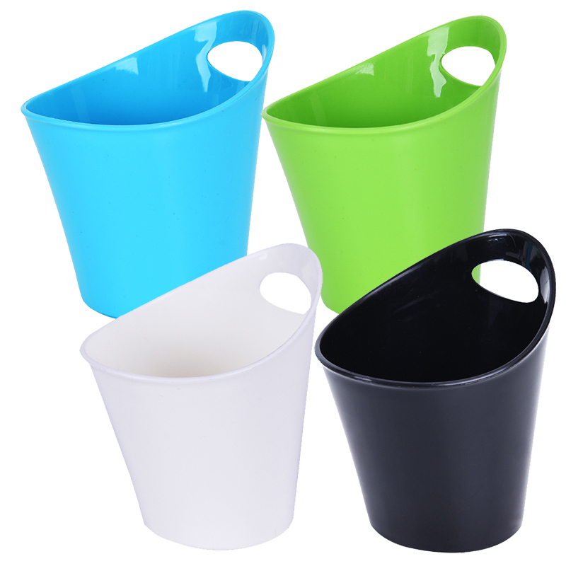 4 Individual Pen Container More Function Fashion Small Fresh Desktop Flowerpot Suspension Type Accept Barrel Package Postal
