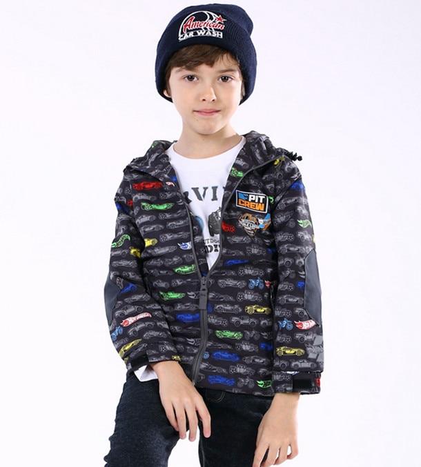 ФОТО Brand new 2016 autumn boys cartoon child children boys jacket Jackets