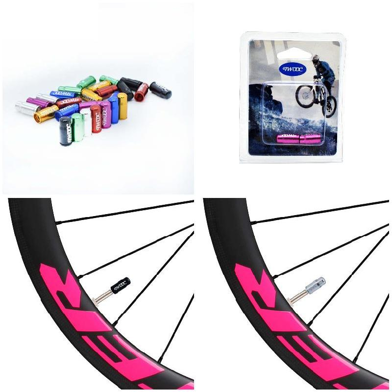 Parts Dustproof Tyre Valve Cap Dust Cover Bicycle Accessories Wheel Rim Tire