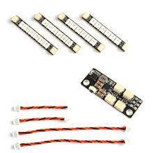 Matek System 2812 светодиодный Управление; на возраст от 2 до 6 лет S светодиодный Управление модуль с 5V BEC 2812 светодиодный Управление; и 2812ARM-4 светильник 2812ARM-6 светильник светодиодный