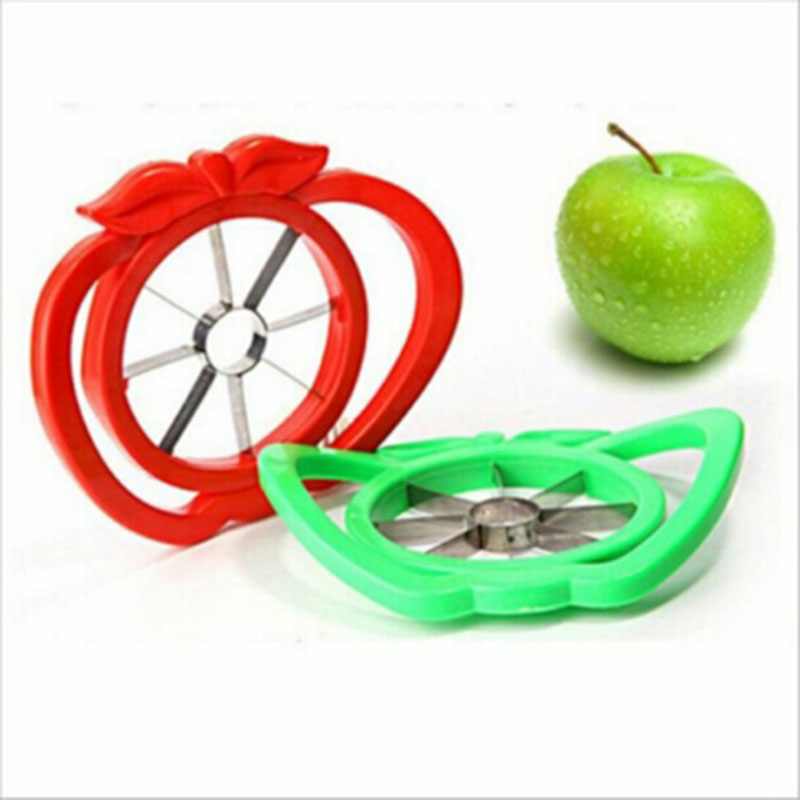 Fruit Slicer Le Pear Cutter Stainless Steel Knife Corers Remover Vegetable Melon Chopper Rler Divided Kitchen Cooking Tool In Shredders Slicers From