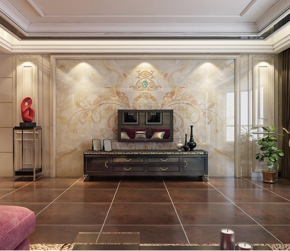 Bacaz Custom Tapete 3D Moderne Abstrakte Marmor Tapeten Für Wohnzimmer  Schlafzimmer 3D Wandmalereien 8D Wand Papier Wandbild