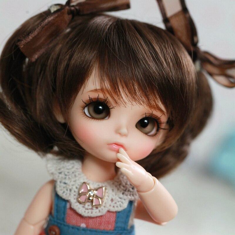 BJD кукла Lati желтый Хару Солнечный 1/8 YoSD куклы милые девушки игрушка девочка мини для маленьких шарнирных кукол Pukifee LT