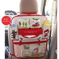 Baby Diaper Bag Organizer Multi Pocket Infant Travel Nappy Handbags Storage Car Covers Bag Back Seat Accessories