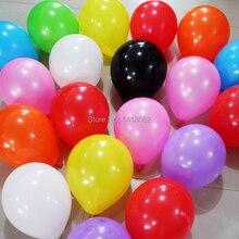High quality 10 inches 2.3g circle balloon 50pcs/lot Latex Balloon decoration small balloon,party Wedding baloon