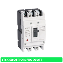 MCCB Moulded Case Circuit Breaker EKM8-125H 40A 50A 63A 80A 100A 125A