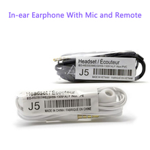 High Quality 3 5mm In ear Earphone earbuds stereo earphones with Mic for samsung galaxy S4