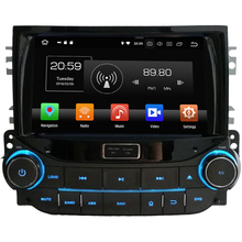 Octa Core 4GB RAM 32GB ROM 8″ Android 8.0 Car Multimedia Stereo GPS Navigation touch screen radio player for Chevrolet Malibu