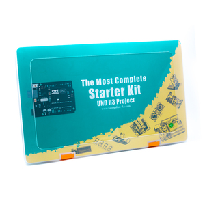 Image 5 - KUONGSHUN UNO R3 Project Complete Starter Kit with Tutorial for Arduino diy kit With tutorial CD