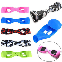 Wholesale 5 Sets Shell Case Cover Housse En Silicone Hoverboard Hoes For Mini 6 5 2