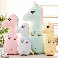 Creative Cute Cartoon Small Horse Doll Soft Plush Toys Stuffed Animal Doll Toy Plush Pillow Children Toys Gift