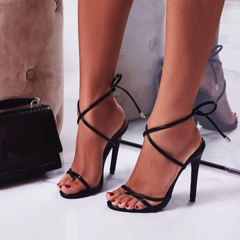 Black Heels 11.5
