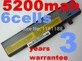 5200 mah bateria do portátil para lenovo ideapad b560 y460 v560 y560 y460a y460at y460p y460c y460n y560 y560a y560p l10s6y01 57y6440