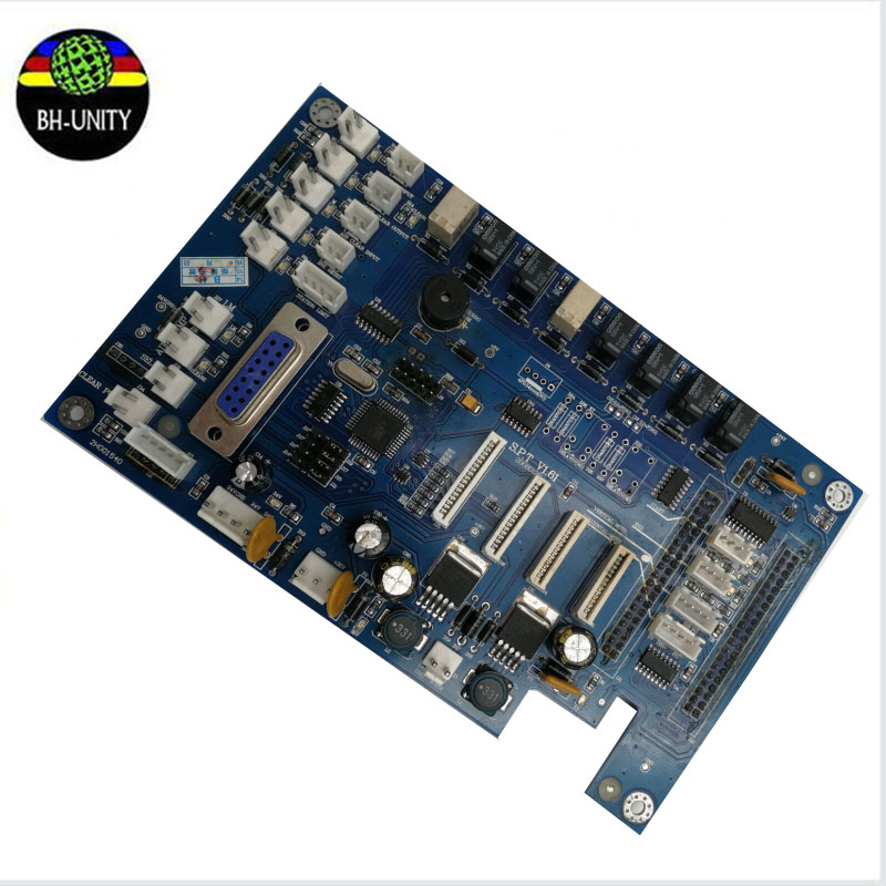 Best price!Eco solvent printer spare parts For Sei ko IO board Infinity Challenger Phaeton USB IO board(connect with main board)