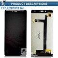 Elephone S3 ЖК-Дисплей и Сенсорный Экран Digitizer Сборки Датчика Для Elephone S3 Смартфон + Инструменты