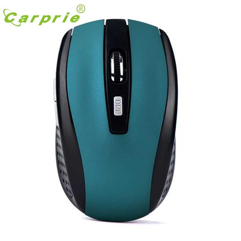 CARPRIE Professional Gaming Wireless Mouse Optical 2000 DPI Computer USB Game Mice For PC Laptop Desktop Jan17