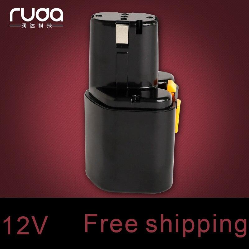 for Hitachi Hit 12V 2500mAh power tool battery Ni MH,EB 12,EB 1224,FEB 12,FEB 12S,300002,300003,300004,302758,310378,310453