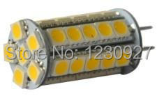 2pcs/lot hotel lighting 41 smd 5050 5w AC8-18V DC10-30V g4/GY6.35 navigation led light free shipping