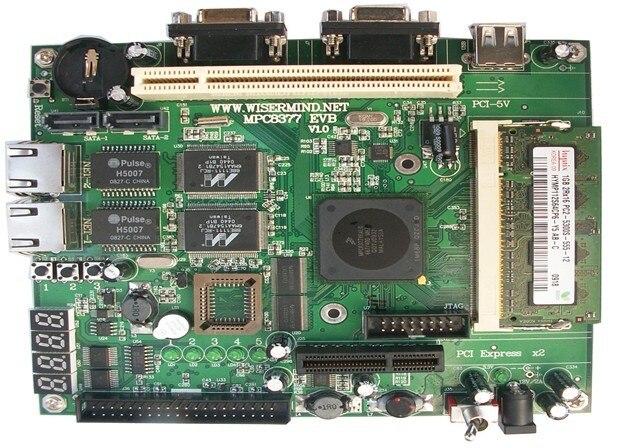 US $2288 88 |PowerPC/MPC8377 development board Linux version Freescale PCI  E SATA-in Network Cards from Computer & Office on Aliexpress com | Alibaba