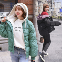 Winter Jacket Women Fashion Thicken Female Padded Coats Casual down Cotton Outwear Wadded Jackets Parkas Lady цены