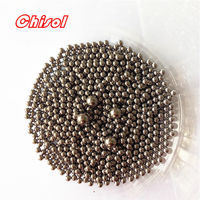 100pcs/lots YG8 1mm 1.5mm 1.588mm 2mm alloy balls tungsten carbide balls for machine measurement chemical industry petroleum gun