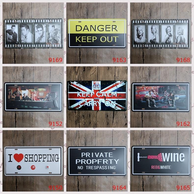 Sign Board Designs Ideas Retro Tin Sign Metal Plaque Vintage Home Bar Club Decor Metal Board