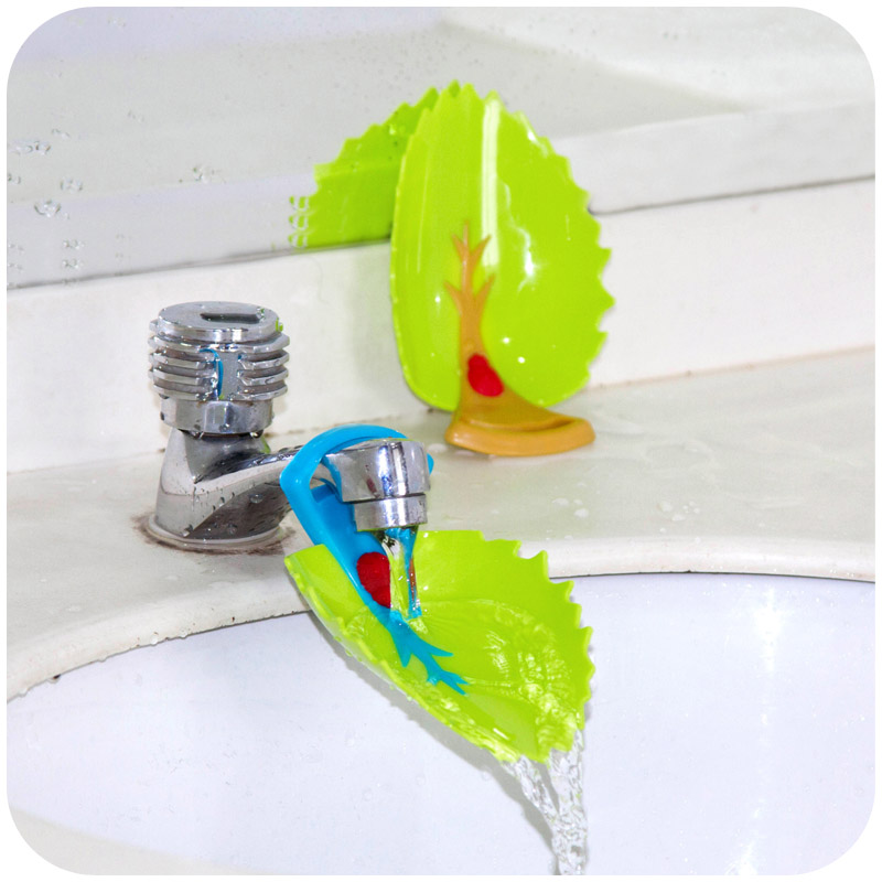 Leaves Faucet Child Baby Extender Kitchen Faucet Sink ...
