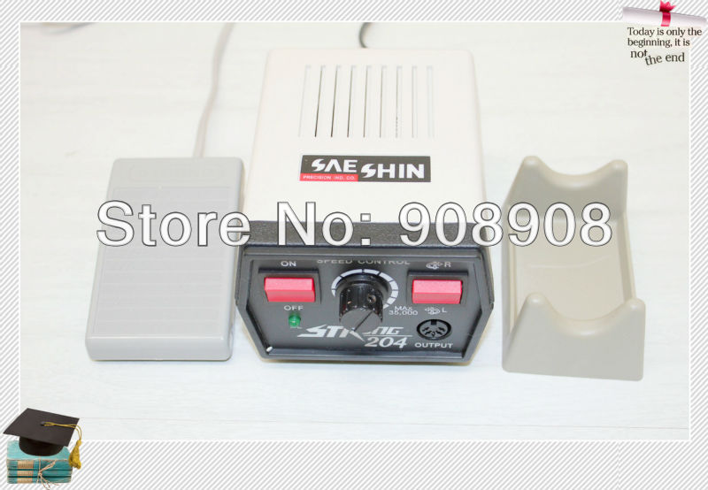 Korea 204 Hand Dremel H37L1 kézidarab mini mikromotor ékszerekhez, - Elektromos kéziszerszámok - Fénykép 3