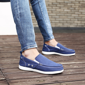 Image 5 - UPUPER Breathable Casual Shoes Men Canvas Shoes 2020 Lightweight Lazy Loafers Men Shoes Driving Flats Walking Sneakers Men