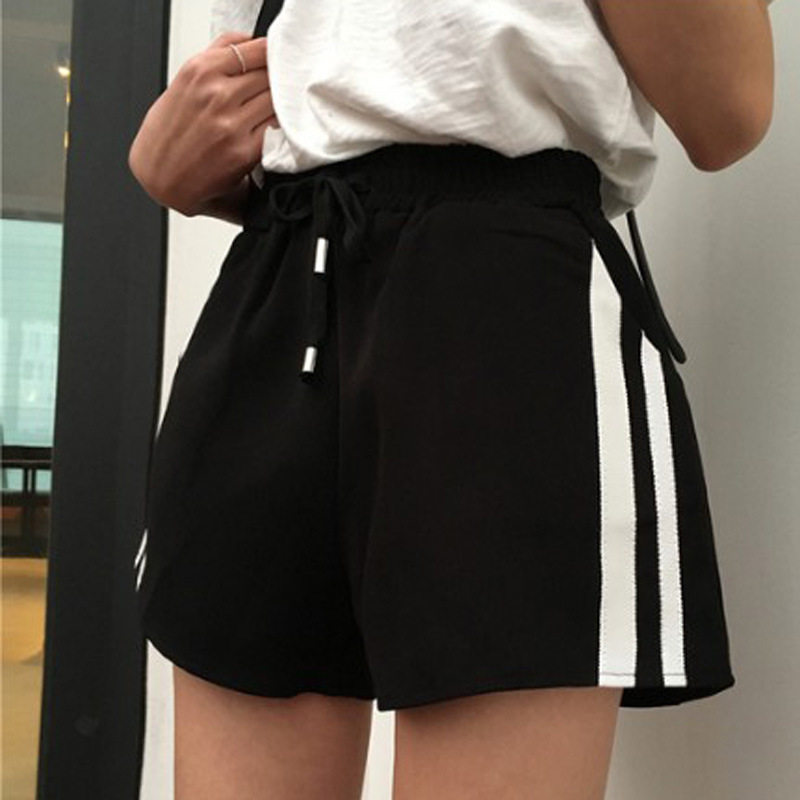 Ww627 Summer New Korean Sports   Shorts