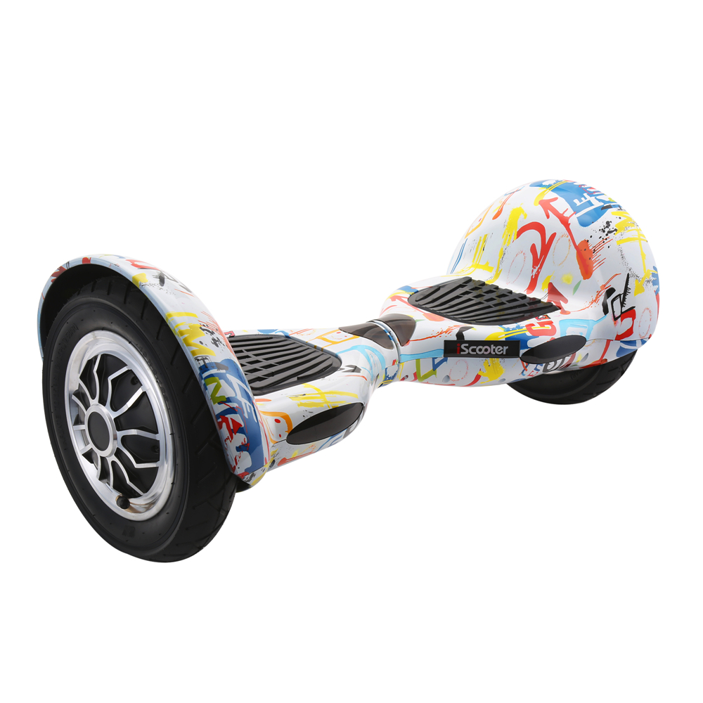 10inch Two Wheels Hoverboard or Electric Skateboard with Smart Balance UL2272 36
