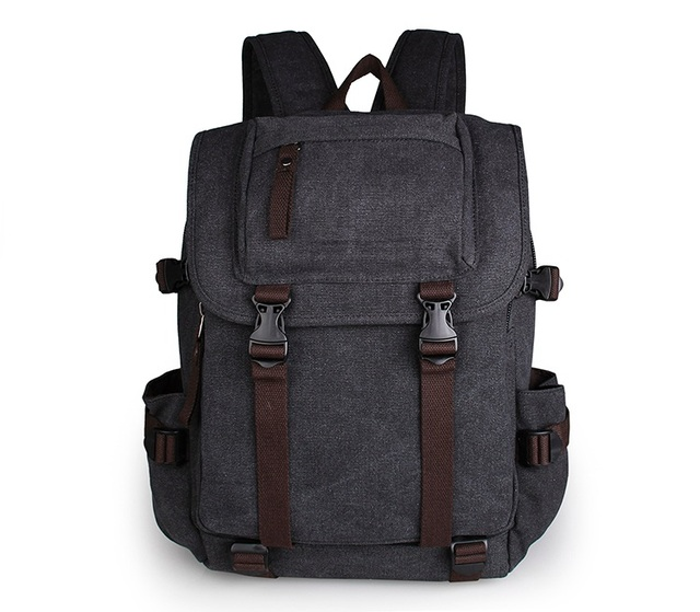 J.M.D J.M.DLow Price Cheap Durable Canvas Laptop Backpack School ...